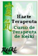 Curso de Terapeuta de Reiki Profesional Federación Española de Reiki