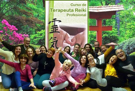Curso de Terapeuta de Reiki Profesional Online